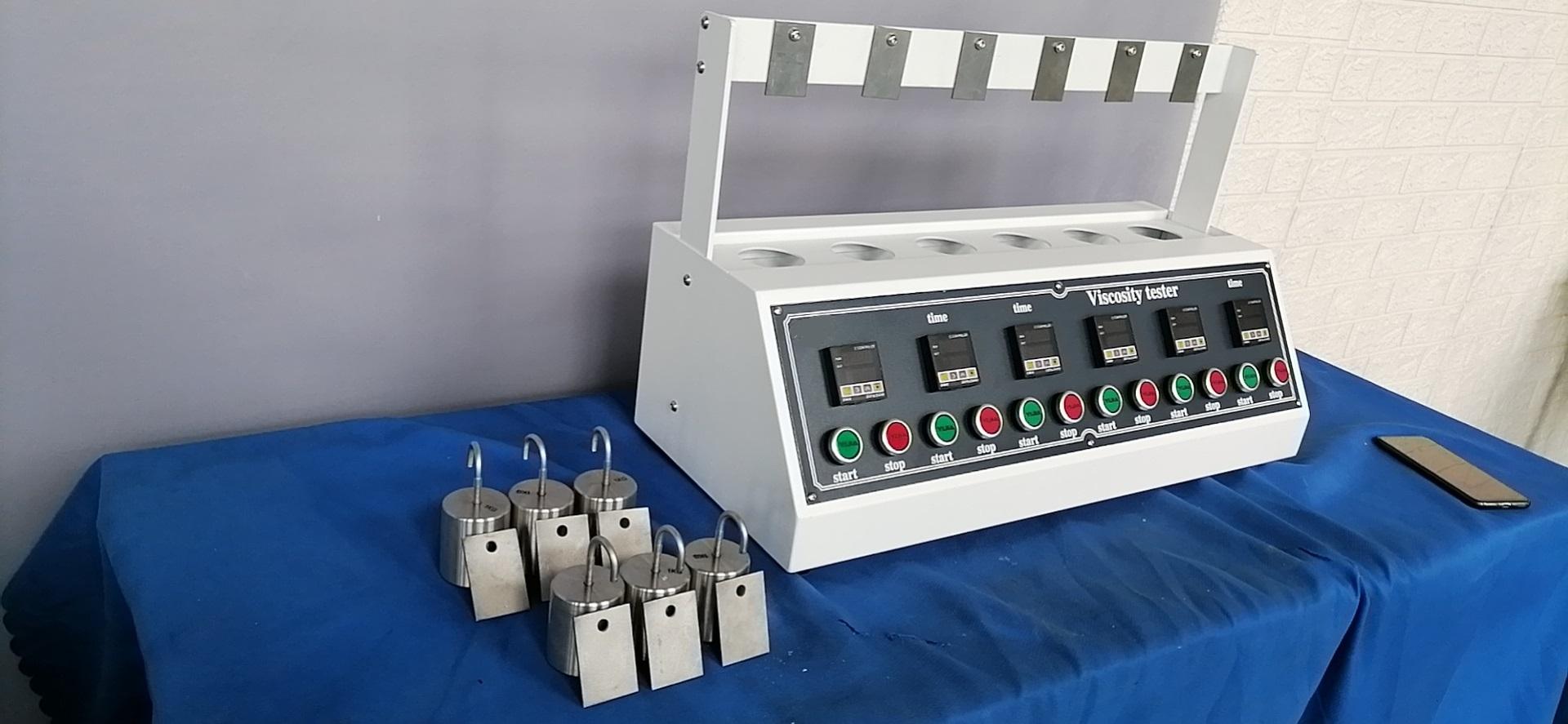 保护膜持粘性测试仪的特点及试验步骤的说明