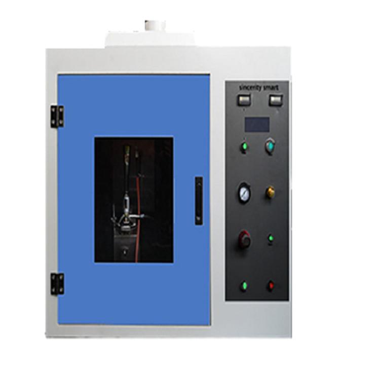 帷幕燃烧测试仪的工作原理及技术规格