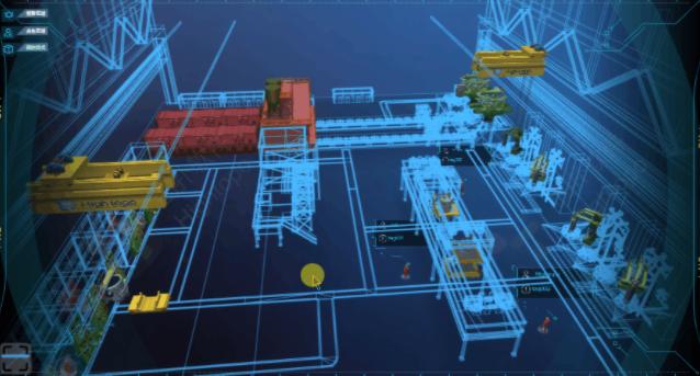 """工业4.0加速实现""""数物相合"""",可视化工厂节省时..."""