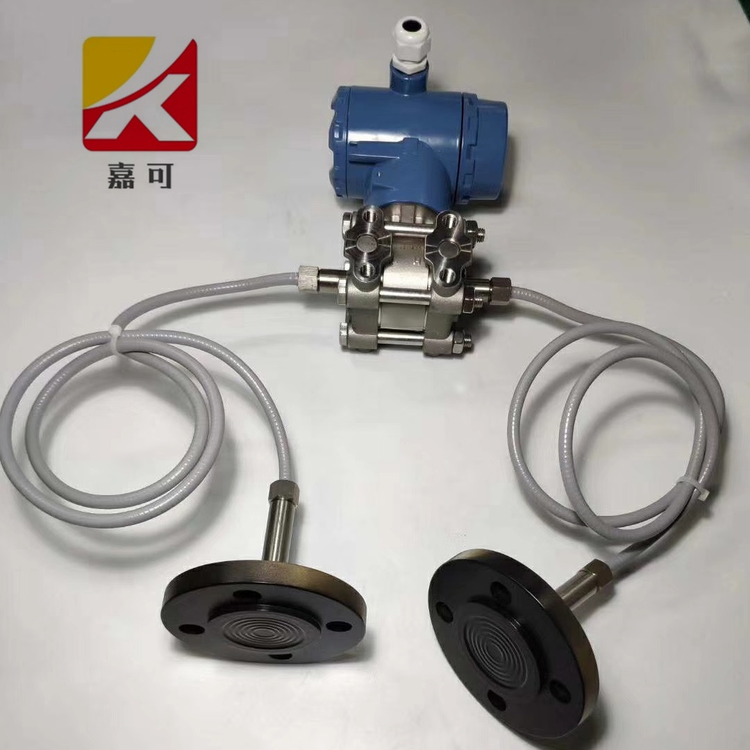 双法兰差压式液位变送器的测量原理与特点
