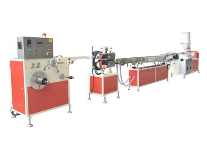 氟塑料管挤出机(FEP管生产线)