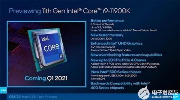 笔记本什么牌子好?英特尔11代酷睿处理器是你的优质之选