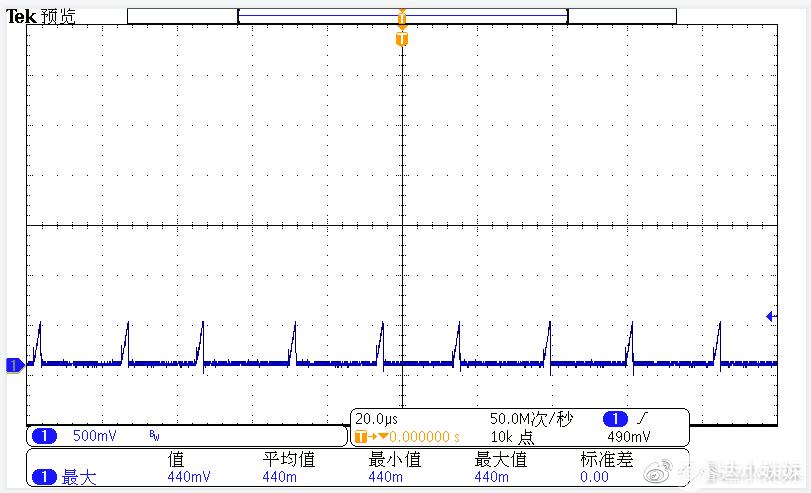 CR6267SH+CR3006 264V/50HZ CS波形