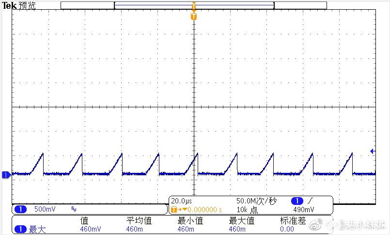 CR6267SH+CR3006 90V/60HZ CS波形