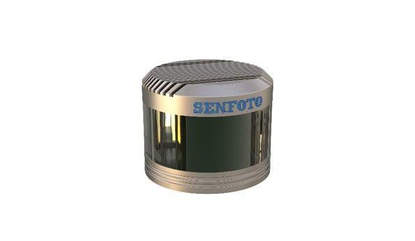 未感科技助力料場智能化管控行業實現高端進口激光雷達國產替代