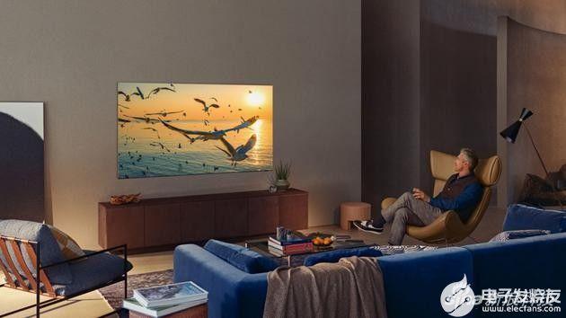 打开三星Neo QLED 8K电视,轻松开启居家办公模式