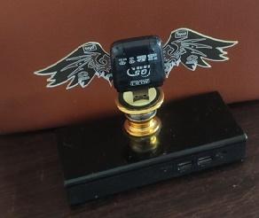 空调伴侣方案开发很简单  DIY天使之翼案例分享