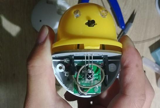 免开发的IOT平台可以如何改造小黄鸭夜灯