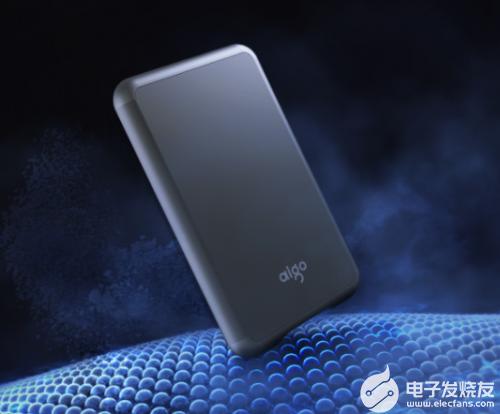 aigo國民好物移動固態硬盤S7 Pro,隨身攜帶無負擔