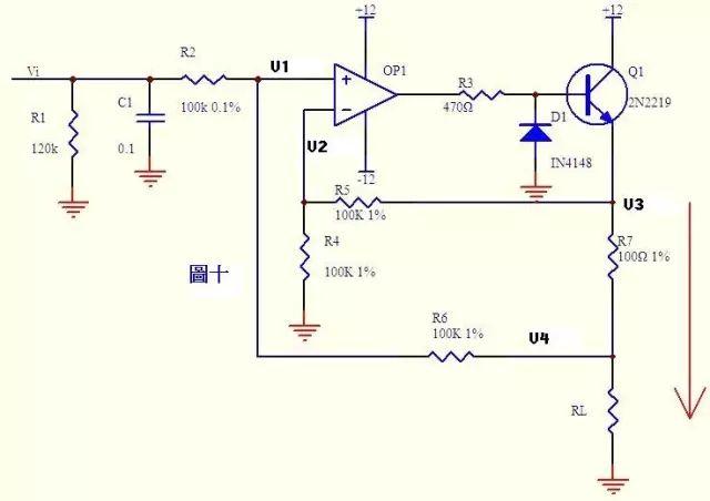 電子工程師必備:運算放大器11種經典電路