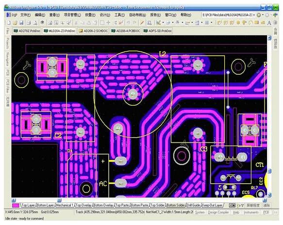 PCB設計之電流與線寬的關系