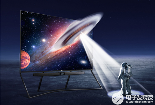 高质量单身男女的七夕小确幸,就是TCL这块巨幕智屏