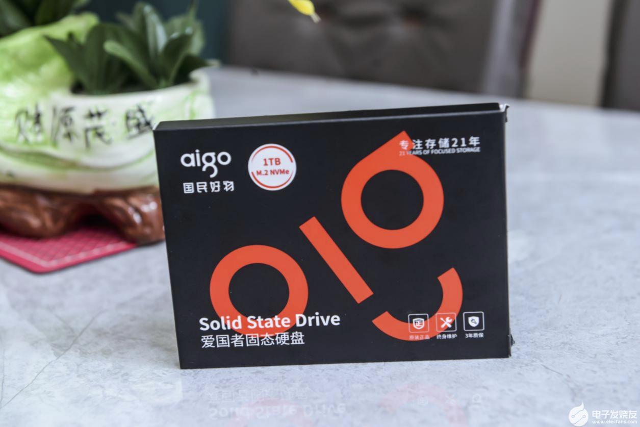 DIY老用户的最终选择!aigo国民好物固态硬盘P3000安装教程详解