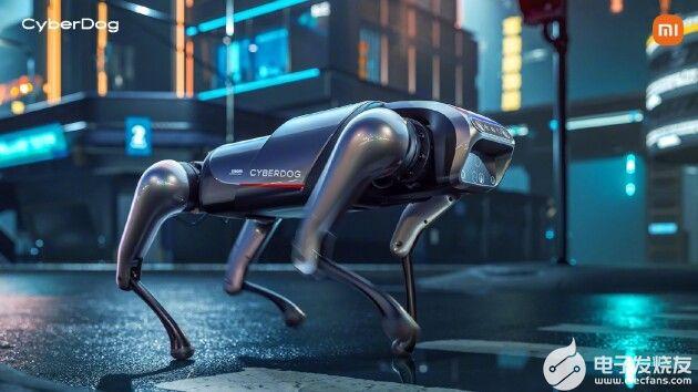 機器狗鐵蛋——風口來臨前的布局