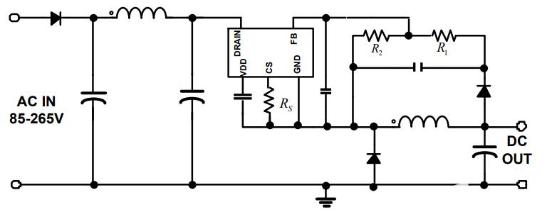 输出电压可调应用方案