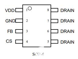 高性價比、高穩定性家電領域電源芯片哪里尋?思睿達TT3215A 輸出5V0.3A參考設計分享