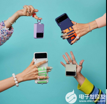 三星最新一場發布會 讓折疊手機普及的時代全面展開