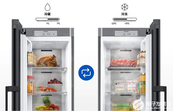 美好生活从保鲜开始,Samsung BESPOKE系列冰箱与你一起迎接秋天