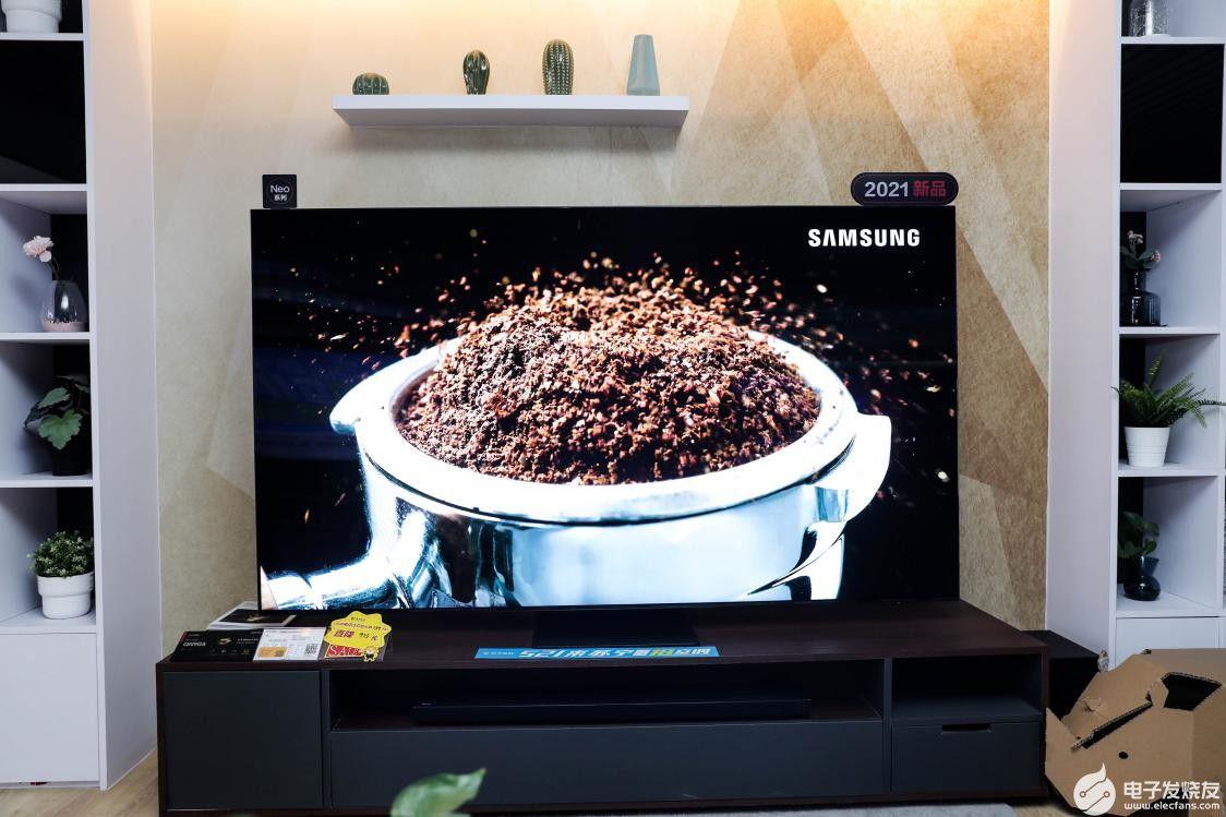看三星Neo QLED 8K電視如何打造電視界的好聲音
