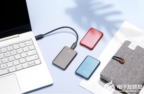 aigo国民好物移动固态硬盘S7Pro测评:始于颜值忠于实力