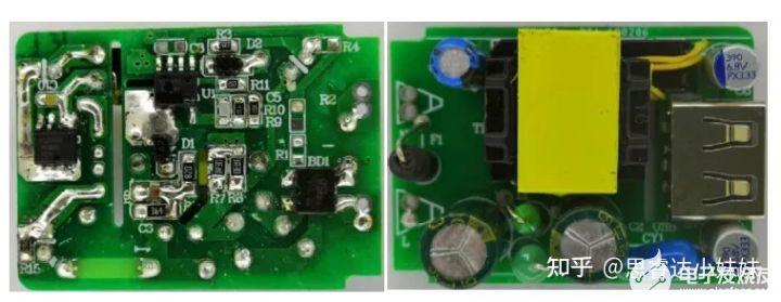 恒压恒流输出的电源适配器样机测试 思睿达TT5565SG+TT3006方案