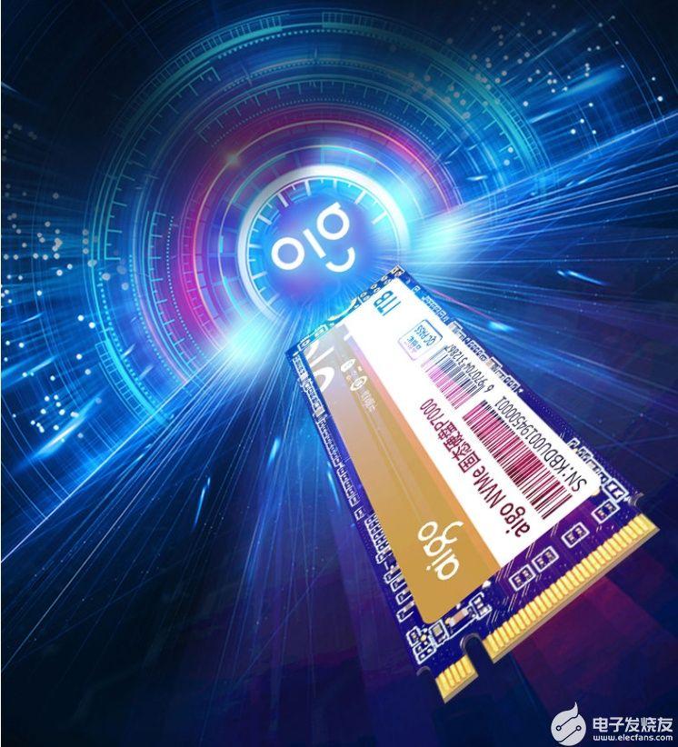 """aigo国民好物固态硬盘P3000入手感受:完美诠释""""质价比"""""""