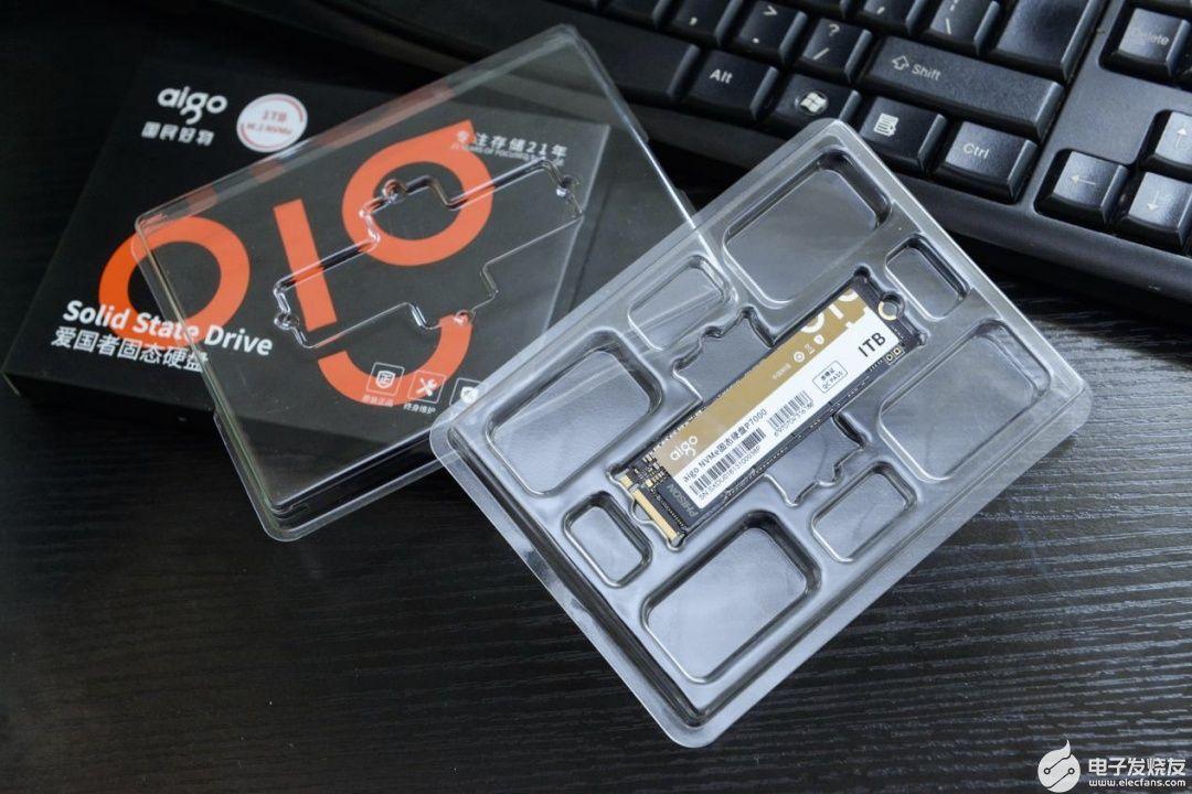 國產存儲的王者!aigo國民好物固態硬盤P7000上手體驗