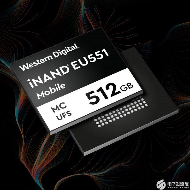数据驱动未来 西部数据推出全新的iNAND MC EU551移动存储解决方案