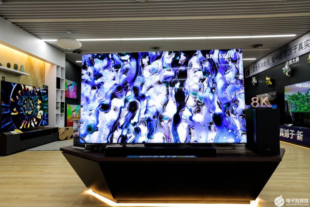 三星Neo QLED 8K電視打開極致影音體驗新世界