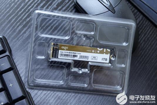 國產PCIe4.0固態硬盤!aigo國民好物P7000全面開售