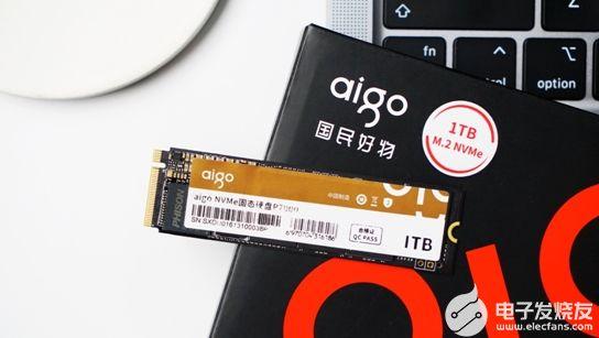 以aigo國民好物固態硬盤P7000為例 帶你了解PCIe4.0