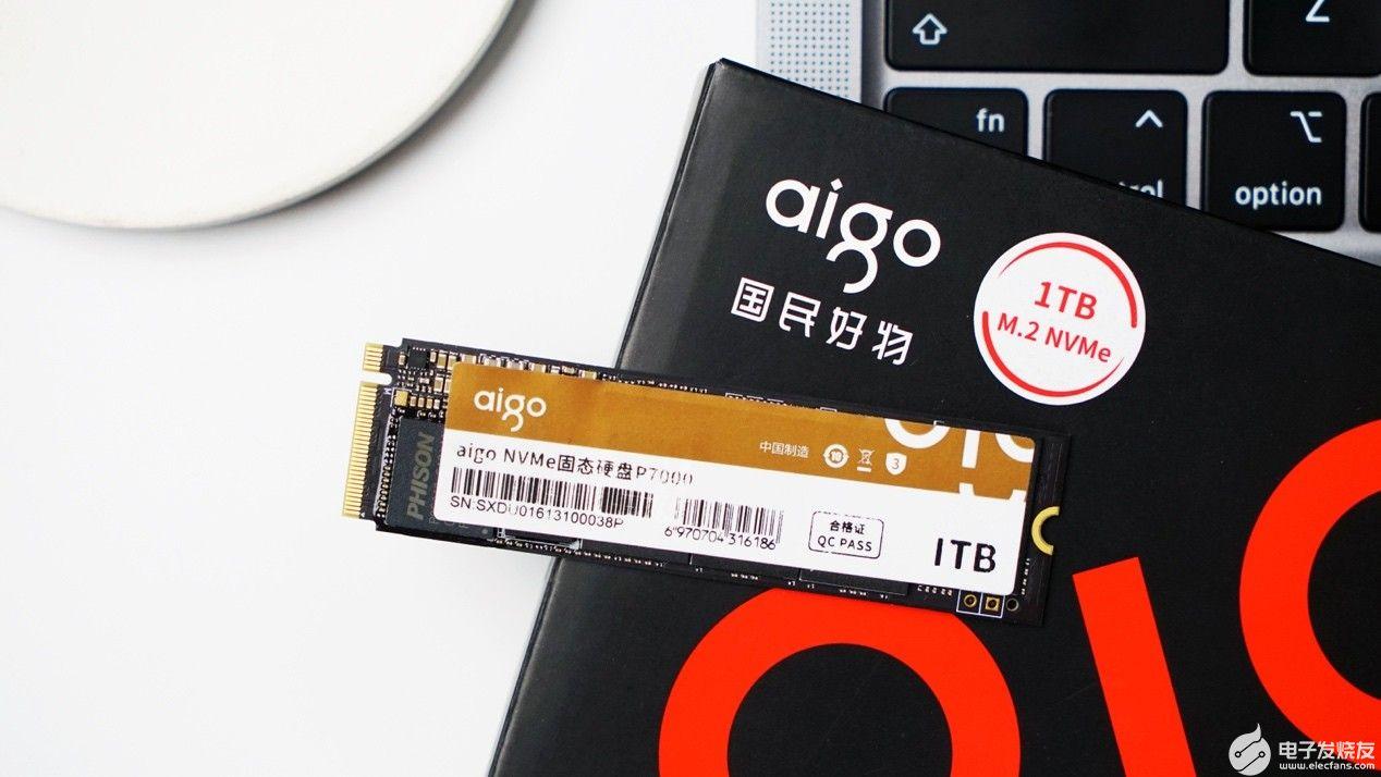 不止是速度丨浅析aigo国民好物PCIe4.0固态硬盘P7000