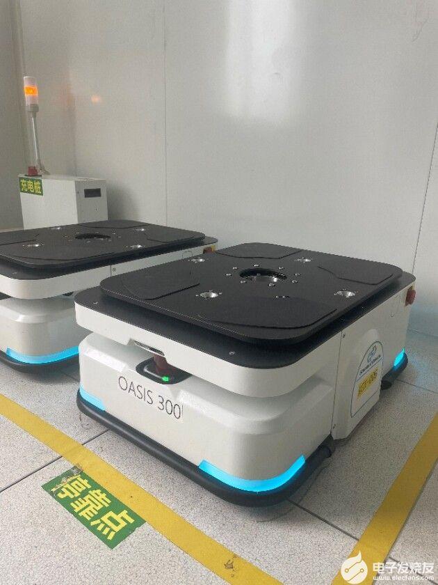 面對「缺芯潮」,斯坦德機器人為半導體行業做了什么?