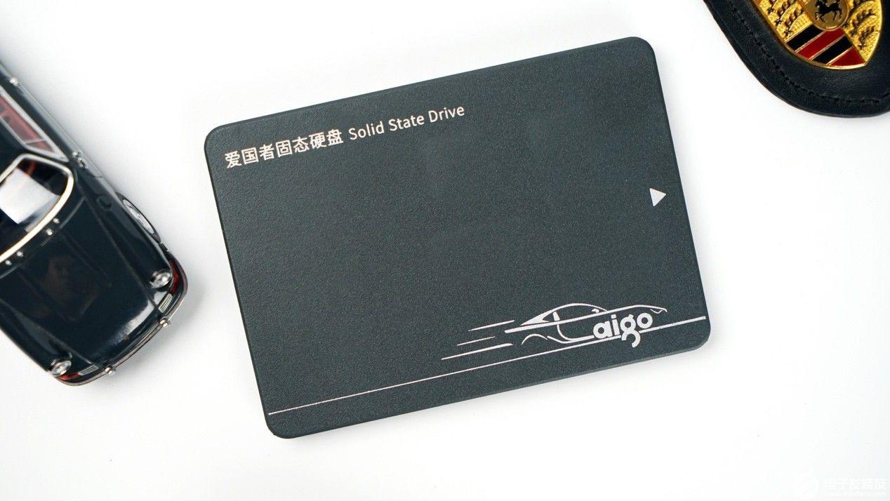 实测老旧笔记本电脑换装固态硬盘:aigo国民好物S500