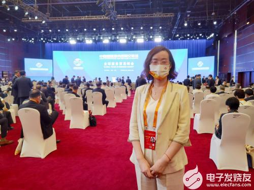 """""""数字开启未来,服务促进发展"""",橙色云邀您参观2021中国服贸会"""