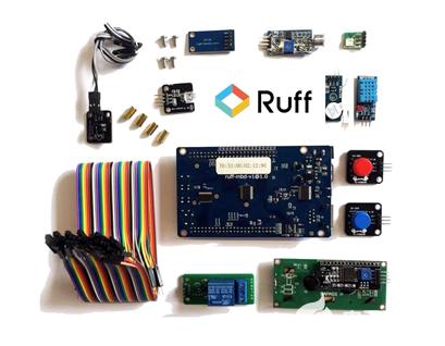 南潮物联Ruff OS 赋能企业实现创新应用项目...