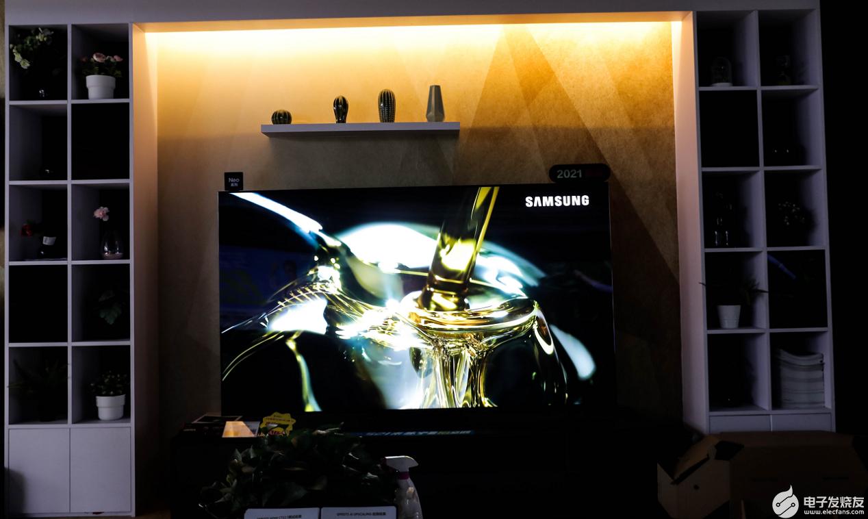 选择三星Neo QLED 8K电视,坐拥私人家庭影院