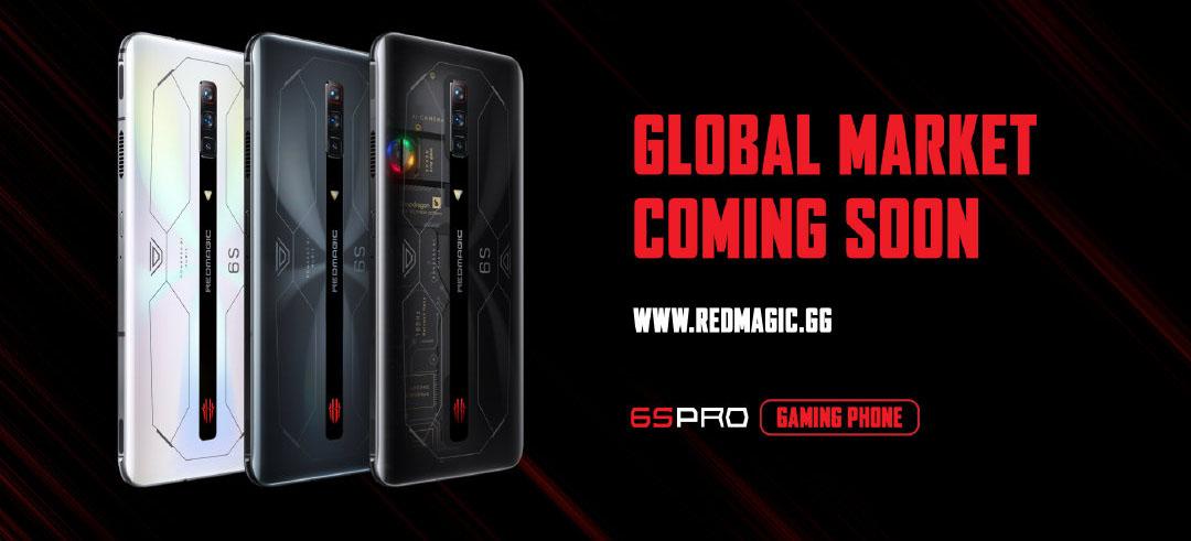 红魔6S Pro怎么样?红魔6spro最新消息 正式发布165Hz刷新率+航天相变散热材料