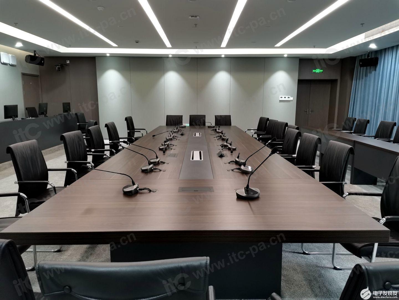 保倫電子itc會議擴聲、高清錄播、遠程視頻會議系統賦能智慧管理指揮中心高效運轉
