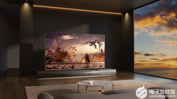 布局新生代消费群体,东芝电视推出新品游戏电视Z570KF