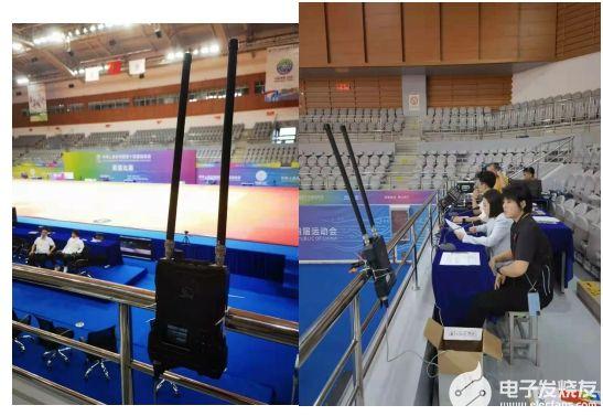 全运会级别的大型活动,后台拍摄人员沟通全靠全双工...