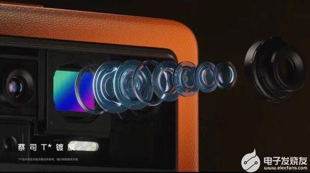 全系T*镀膜认证镜头 vivo X70系列夜拍体...