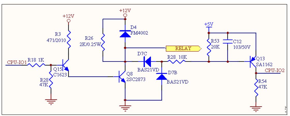 繼電器驅動電路的可靠性設計分析