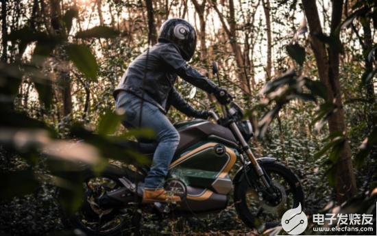 速珂电动车复古元素融合现代科技,打造独特骑行体验