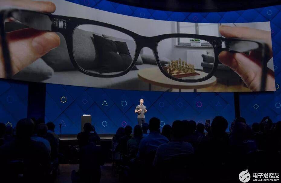 Facebook最新开发出了更智能的机器人和AR 眼镜