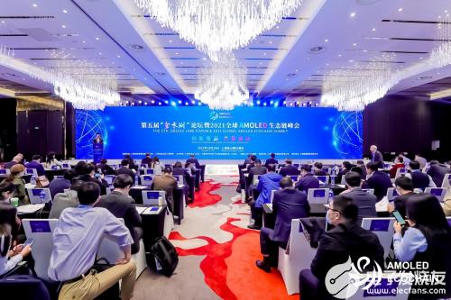 集群效应突显,OLED发展前景广阔:第五届金水湖论坛圆满落幕