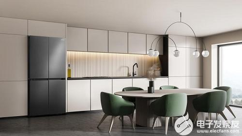 三星品道家宴系列新品冰箱,以内涵打造新鲜生活
