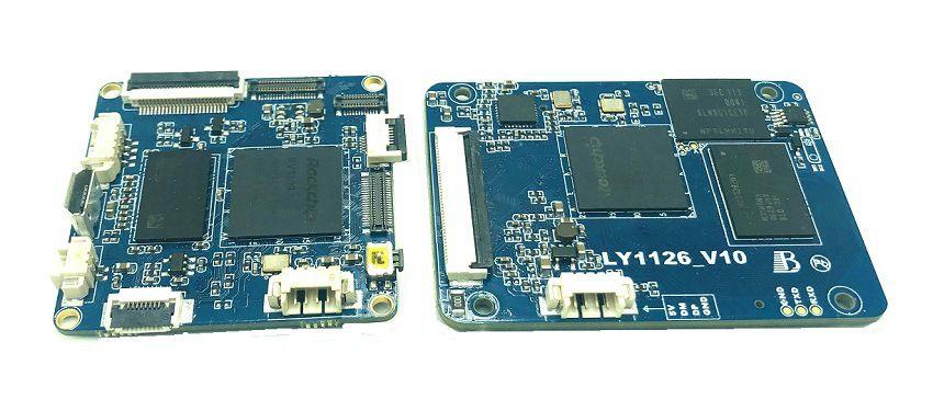 芯微Rockchip RV1109和RV1126芯片规格