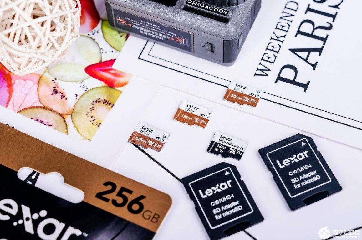 Lexar雷克沙:让品牌变得更加大众化,打造性价比更高的产品
