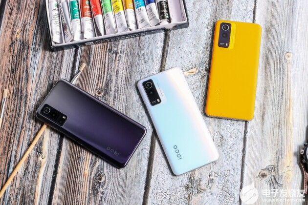 双11哪款手机续航好?推荐5000mAh大电池的iQOO Z5x
